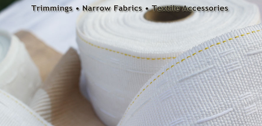 Third World Fashions - Trimmings, Narrow Fabrics, Textile Accessories